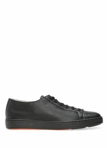 Santoni Spor Ayakkabı Siyah
